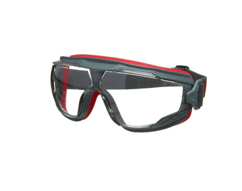 5afe36029 Ochranné okuliare 3M Goggle Gear 500 Scotchgard číre