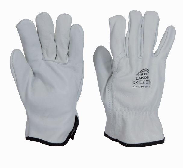 05c8cf0fcb512 Kožené rukavice MOST DAKOTA veľkosť 10