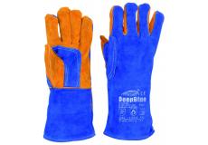 28e3e2b7b898d Zváračské rukavice MOST DEEP BLUE veľkosť 10