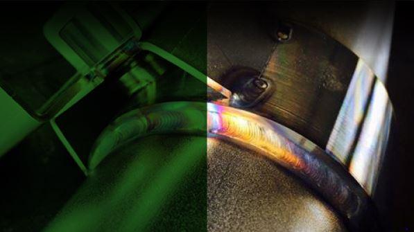 Reálne videnie farieb cez kuklu Panoramaxx clt Optrel
